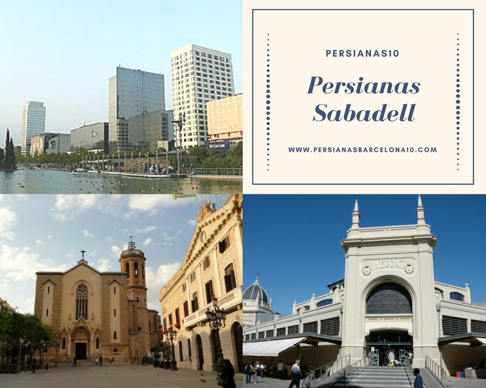 Persianas Sabadell
