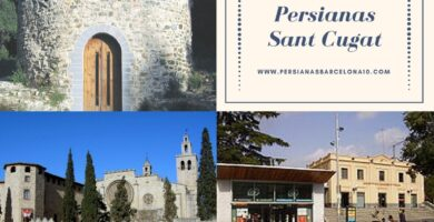 Persianas en Sant Cugat
