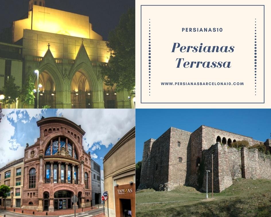 Persianas en Terrassa