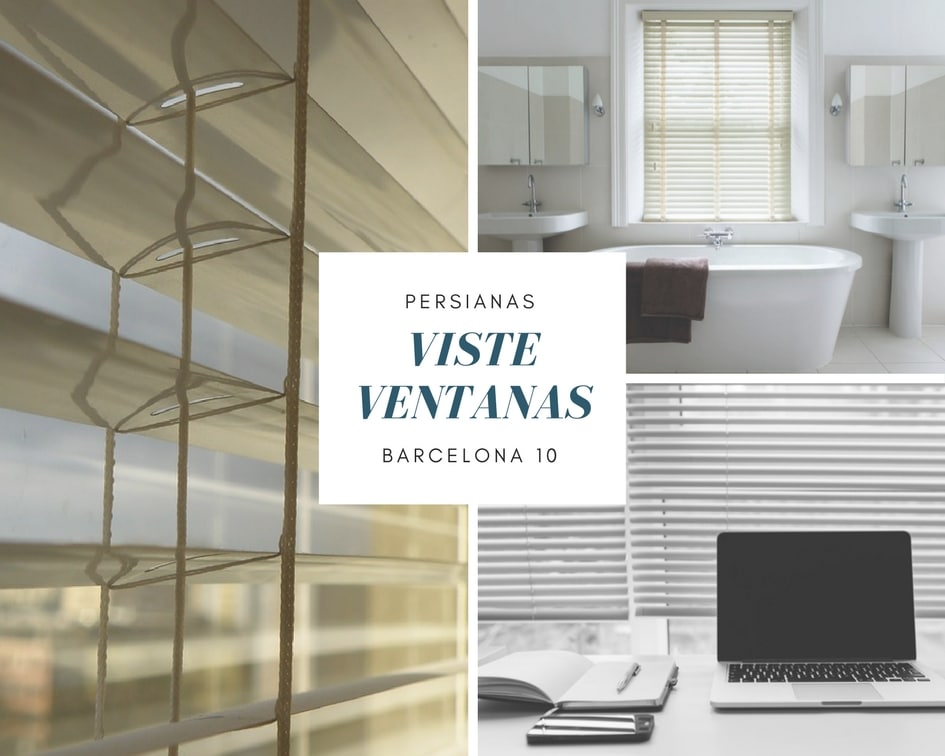 persianas venecianas Barcelona